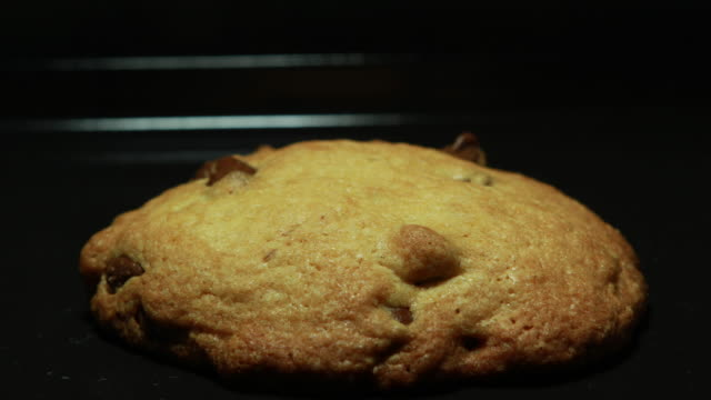 baking chocolate chip cookies: concept - chocolate chip stock videos & royalty-free footage