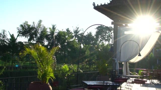 bali, indonesia - villa stock videos & royalty-free footage