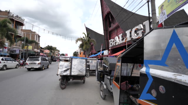 balige toba traditional market. - 1936 stock videos & royalty-free footage