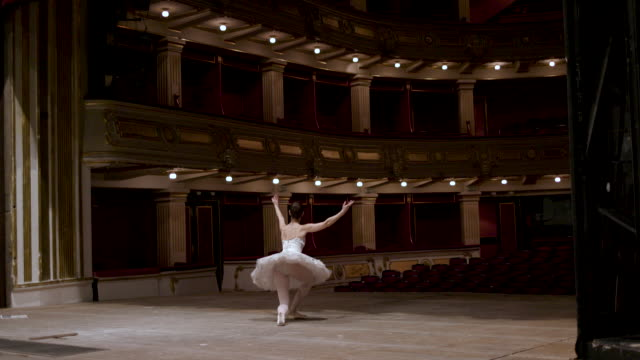 ballerinas life - ballet dancing stock videos & royalty-free footage