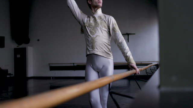 ballerinas life - barre stock videos and b-roll footage