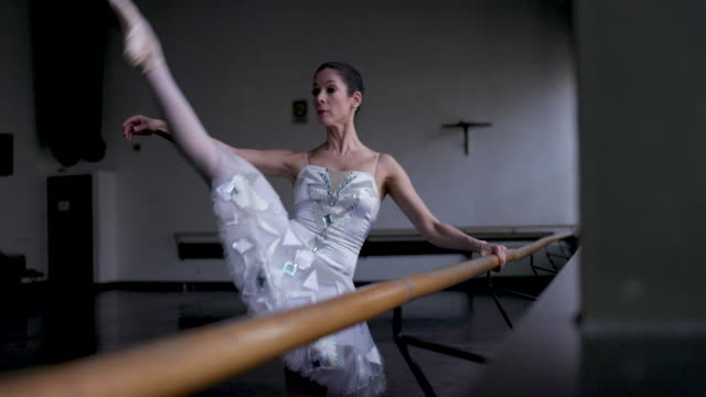 ballerinas life - ballet studio stock videos and b-roll footage