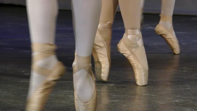 Ballet - dancing children