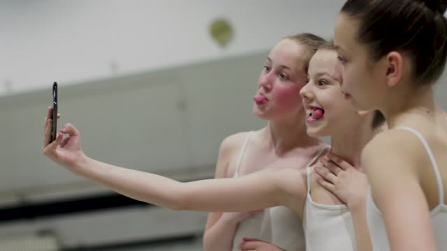 ballet school - grimacing stock videos & royalty-free footage