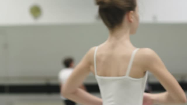 ballet school - ballet studio stock videos and b-roll footage
