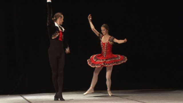 ballet show - ballet dancing stock videos and b-roll footage