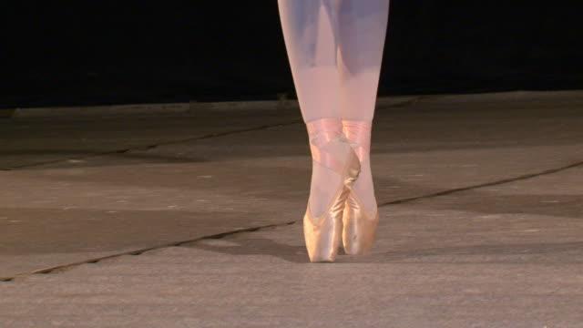 ballet - human limb stock videos & royalty-free footage