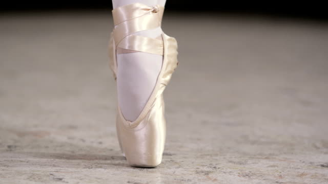 ballet - toe stock videos & royalty-free footage