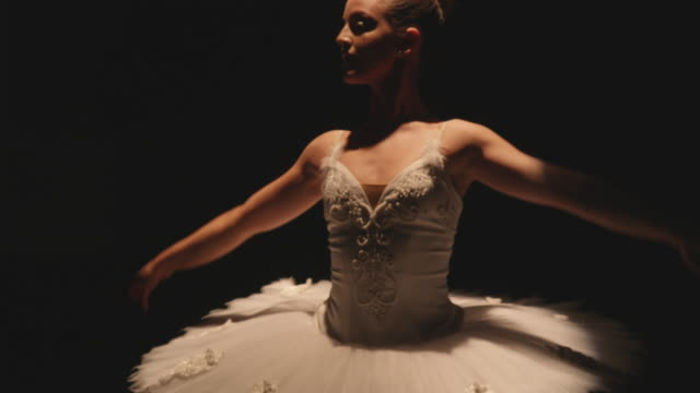 ballet - tutu stock videos and b-roll footage