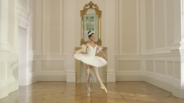 ballet - ballet dancing stock videos and b-roll footage