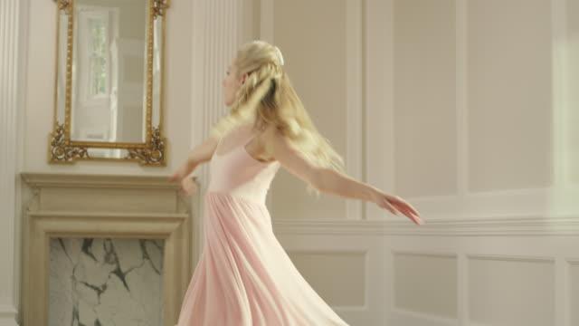 ballet - ドレス点の映像素材/bロール