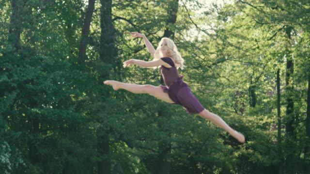 vídeos y material grabado en eventos de stock de ballet - bailarín de ballet