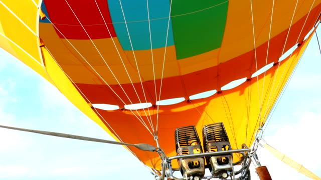 balloon burner - balloon stock videos & royalty-free footage