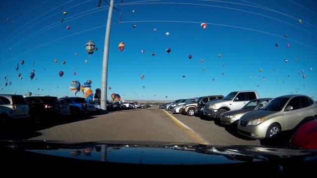 Balloon Festiva in Albuquerque, New Mexico, USA