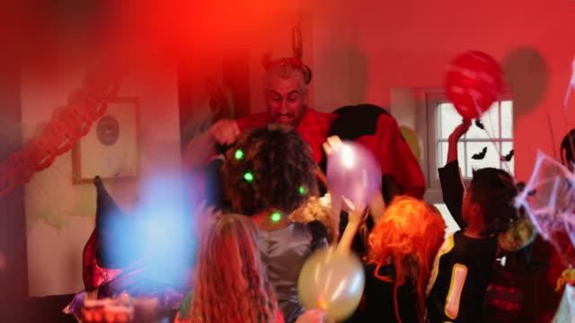 balloon fight - halloween stock videos & royalty-free footage