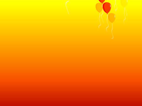 Sfondo di palloncini (PAL 25P
