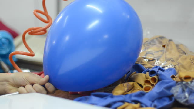 balloons - balloons stock videos and b-roll footage