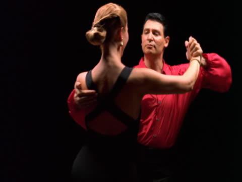 ballroom dancers - ballroom dancing stock videos & royalty-free footage