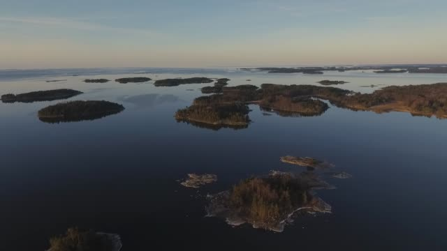 baltic sea archipelago - viewpoint stock videos & royalty-free footage