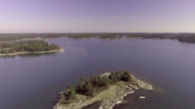 バルト海列島 - 四月点の映像素材/bロール