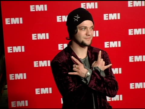 bam mangera at the emi post-grammy awards bash at the beverly hilton in beverly hills, california on february 13, 2005. - emi grammy party stock videos & royalty-free footage