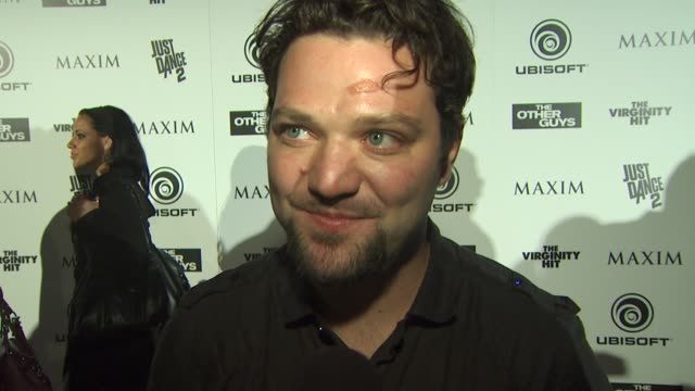 Bam Margera on what brings his out tonight at the Maxim Ubisoft And Sony Pictures Celebrate The Cast Of 'The Other Guys' at San Diego CA