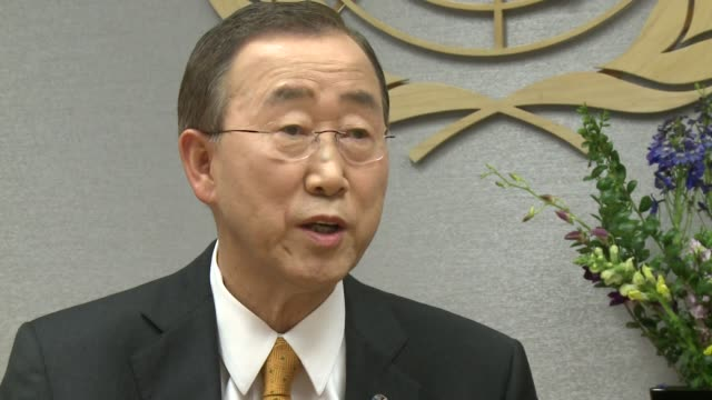 Ban Kimoon on Wednesday gave his strongest indication yet that he will stand for a second term as secretary general of the United Nations in an...