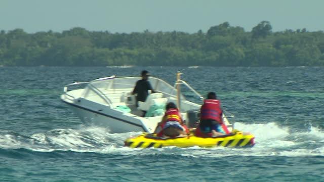 Banana Boat Ride Male Maldives