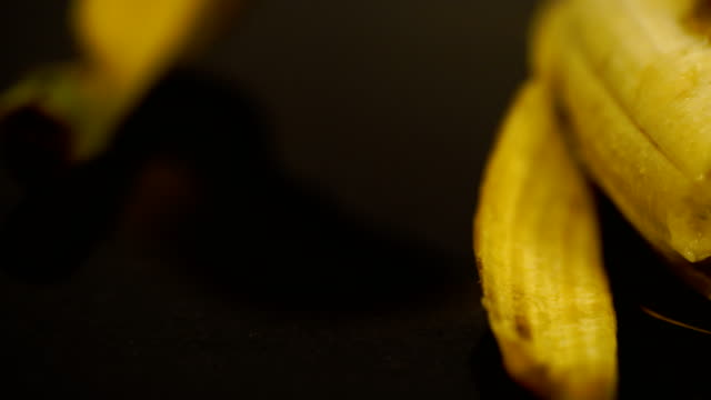 banana - peel plant part stock videos and b-roll footage