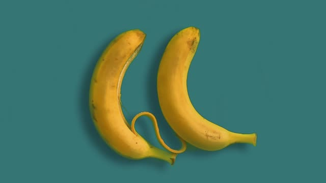 bananas love - banana stock videos & royalty-free footage