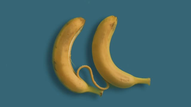 bananas love - stroking stock videos & royalty-free footage