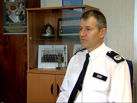 father and uncle found guilty of 'honour killing' london int commander simon bray interview sot - honor killing stock videos & royalty-free footage