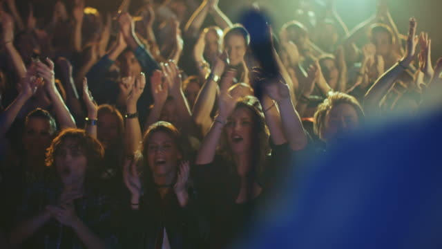 stockvideo's en b-roll-footage met band fase - event