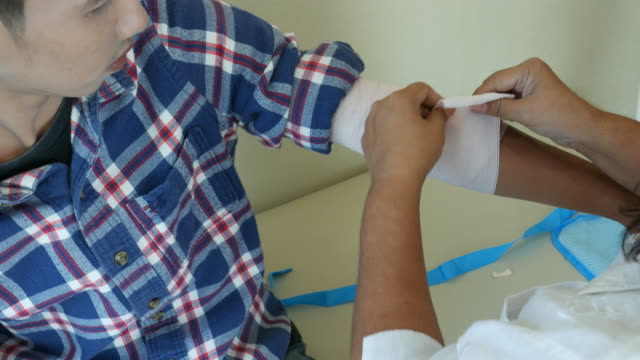 Bandage wrap , medical concept