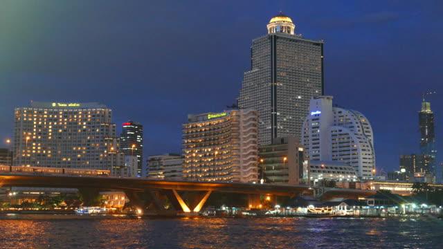 HD auf Bangkok bei Nacht