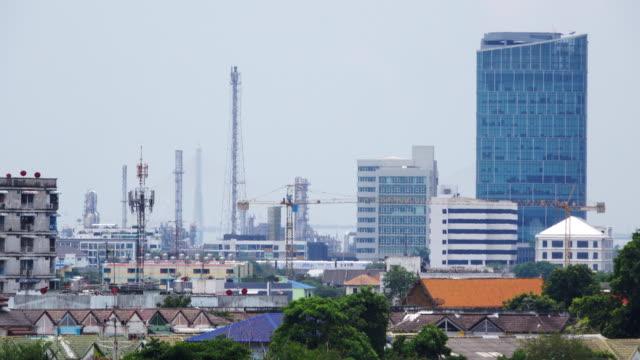 4K: Bangkok downtown