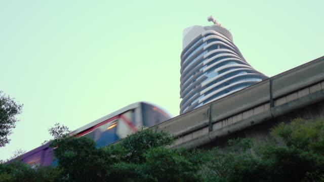 Bangkok Elevated SkyTrain