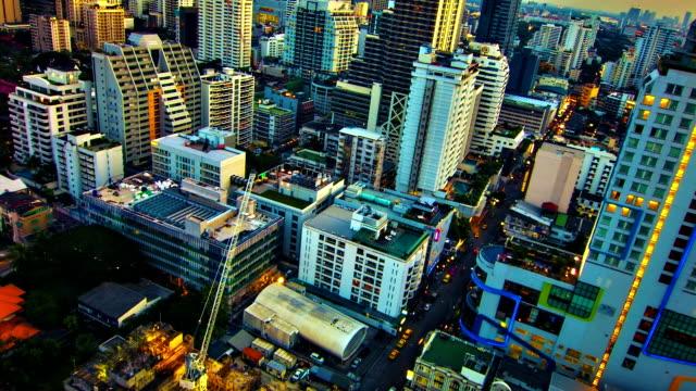 Bangkok-Beleuchtung