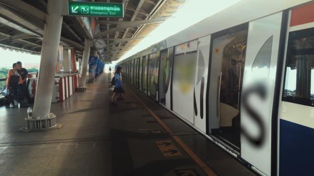 Bangkok subway station