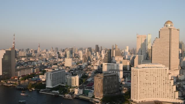 bangkok timelapse - bildkomposition und technik stock-videos und b-roll-filmmaterial