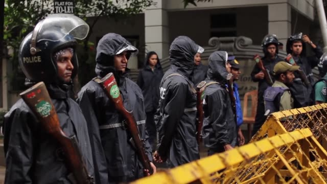 Bangladesh begins two days of national mourning after 20 hostages were slaughtered at a restaurant as the government insisted the attackers were...