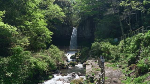 Banjo Waterfall in the Izu Peninsula
