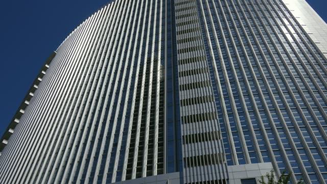 kt bank building, frankfurt am main, hesse, germany - german culture stock videos & royalty-free footage