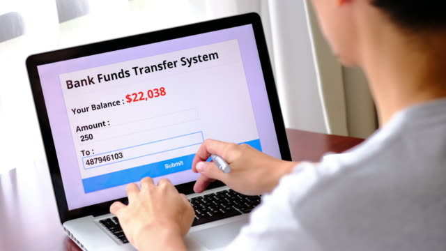 Bank-Funds-Transfer-System