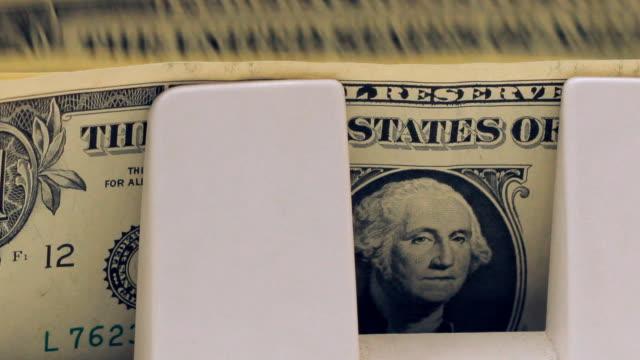 Bank Money Counting Machine