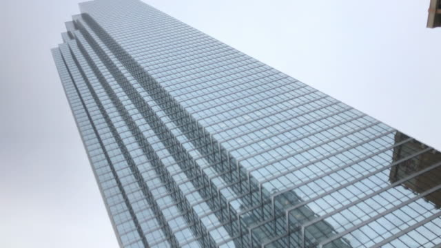 bank of america building in dallas texas - bank of america stock videos & royalty-free footage