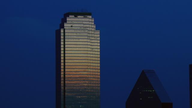 Bank Of America Plaza In Dallas Texas