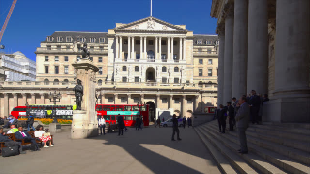 Bank of England an the City of London