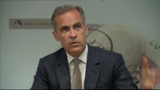 Bank of England Financial Stability Report press conference Mark Carney Sir Jon Cunliffe and Andrew Bailey QA session continued SOT