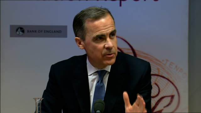 Bank of England quarterly inflation report press conference Question and Answer session continued SOT